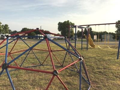 Playground - Bobcat Creek RV Park